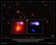 galaxy cluster IRC 0218
